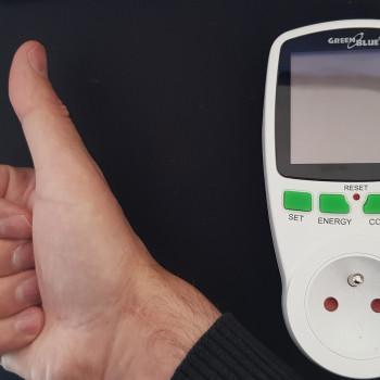 Mesurer la consommation électrique réelle de tous les appareils, découverte du Wattmètre !