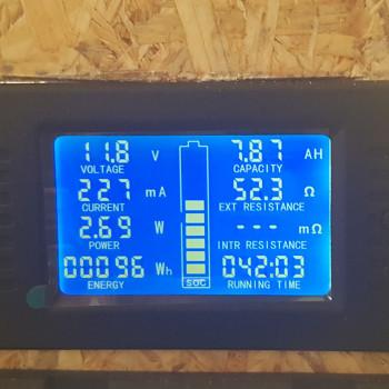 #PRODUITVANLIFE – A la découverte du moniteur de batterie low cost, le PZEM 015 ! Petit outil parfait pour surveiller l'état de charge de sa batterie et de ces consommations électrique