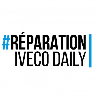 Réparation Iveco Daily : Changement poignée et réparation système ouverture porte latérale