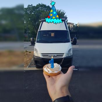Joyeux anniversaire mon petit Geekomobile ! 370 000 kms et déjà 1 an de préparation
